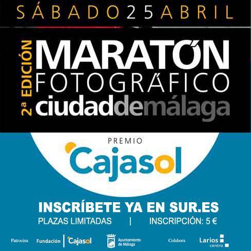II Maraton Fotográfico Ciudad de Málaga