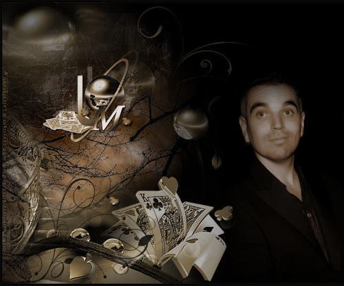 El mago Luis Manuel