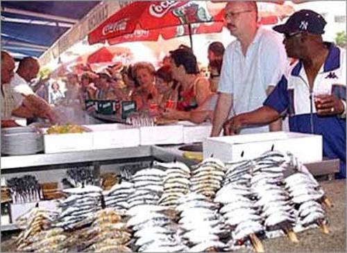 Día del Pescaíto en Torremolinos