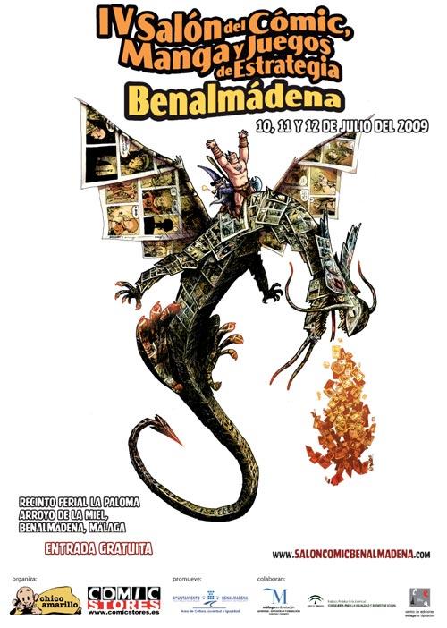Salón del Comic de Benalmadena 2009