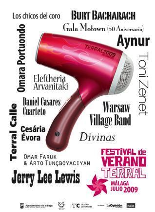 Festival verano Terral 2009