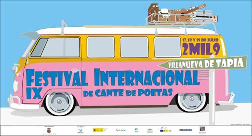 Festival de Cante de Poetas de Villanueva de Tapia