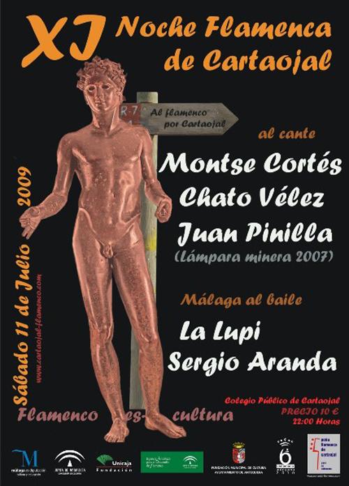 XI Noche Flamenca de Cartaojal