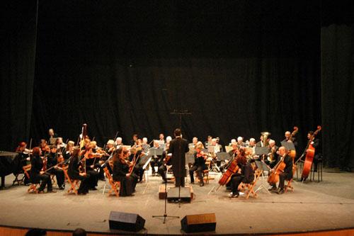 La Orquesta Sinfónica Estatal de Chisinau de Moldavia