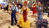vista previa del artículo Barbies con traje de cola en Vialia