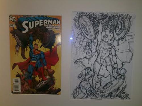 Superman de Carlos Pacheco