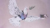 vista previa del artículo Exposición por la paz en la Estación María Zambrano