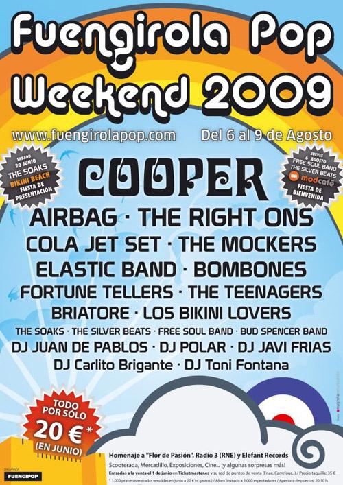 Fuengirola Pop Weekend 2009