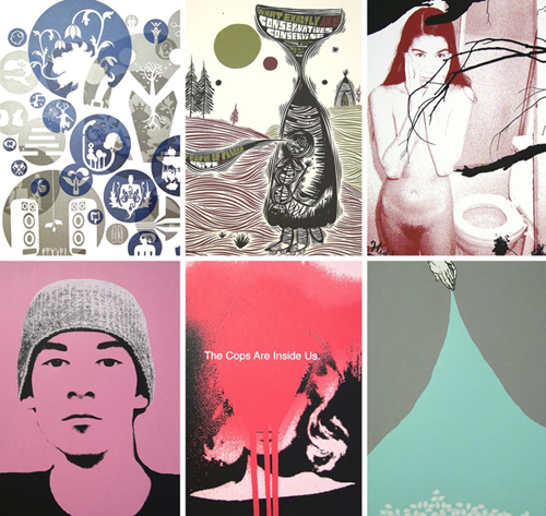 GRAFIKA. A Collection of Prints by the Artists of Beautiful Losers