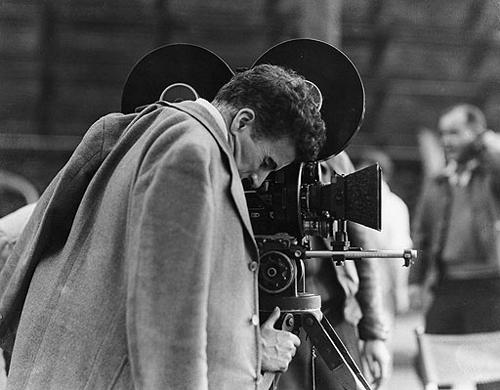 Chaplin en imágenes