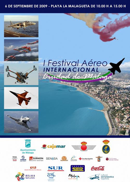I Festival Aereo Internacional Ciudad de Málaga
