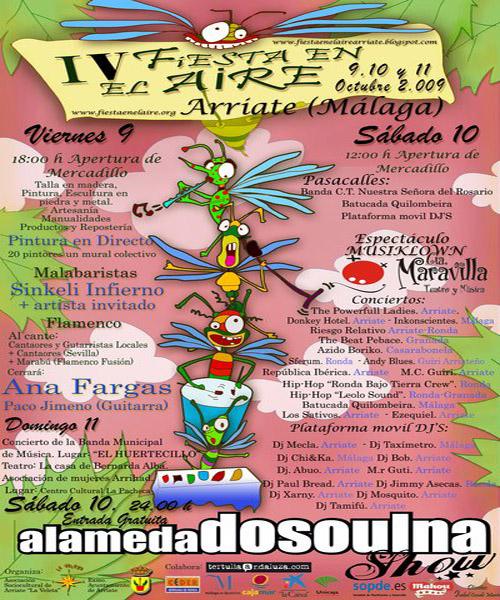 IV edición de la Fiesta en el Aire