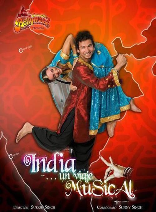 India, un viaje musical