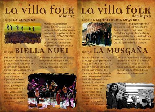 La Villa Folk