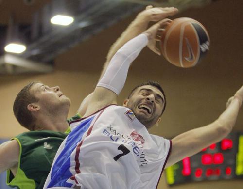 Vasileiadis pudo con todos los jugadores de Unicaja