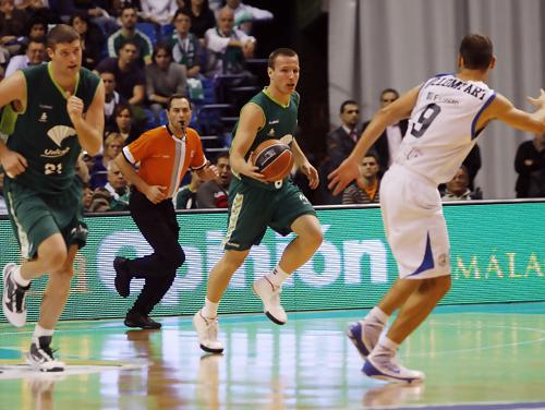 Rafa Freire debutó con buen pie en la ACB