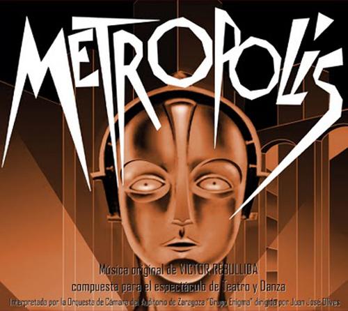 Metropolis en el Cervantes