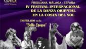 vista previa del artículo Nueva edición del Festival Internacional de Danza Oriental en Frigiliana