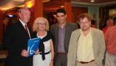 vista previa del artículo La Prensa se reúne para apoyar a Málaga 2016