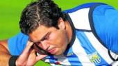 vista previa del artículo El malagueño Borja Vivas, campeón de España de lanzamiento de peso