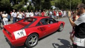 vista previa del artículo Exposición de Ferraris en el Palacio de Congresos