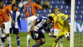 vista previa del artículo El Málaga empata sin goles con el Hércules