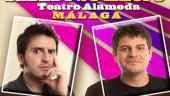 vista previa del artículo Raul Cimas y Julián López en el Alameda