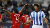 vista previa del artículo El Málaga dice adios a la Copa del Rey