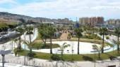 vista previa del artículo Málaga, ayer se inauguró el Parque de la Alegría en el barrio de Ciudad Jardín