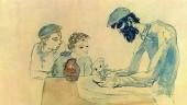 """vista previa del artículo """"Picasso: la belleza múltiple"""", sus mejores grabados en la Fundación Picasso-Museo Casa Natal de la Plaza de la Merced de Málaga"""