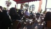 vista previa del artículo En Málaga se quieren montar las terrazas de los bares como en París