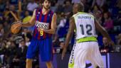 vista previa del artículo Unicaja gana al Barcelona y jugará los play-off