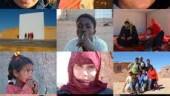 vista previa del artículo Niños saharauis pasan el verano en Málaga