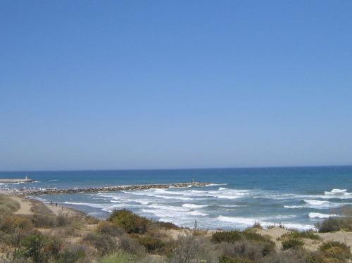 Playa en Costa del Sol